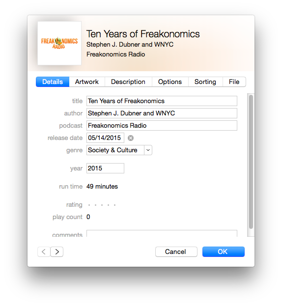 How the Most Popular Podcasts on iTunes Add ID3 Tags - Prestopod