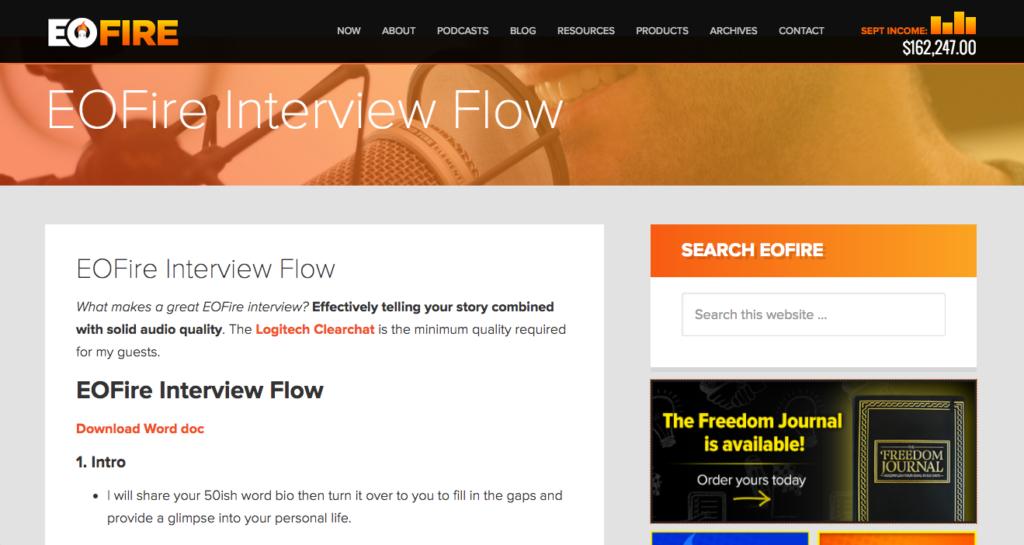 eof-flow