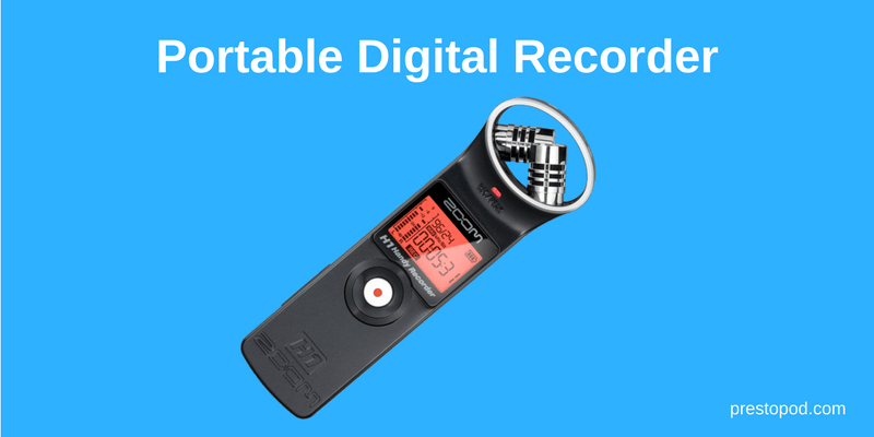Skype and Portable Digital Recorder